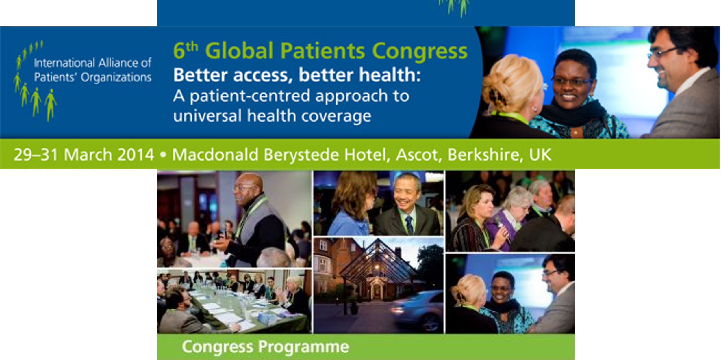 Congreso 2014 Londres