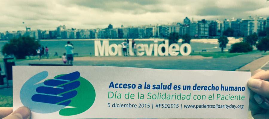 Montevideo Dia de la Solidaridad del Paciente