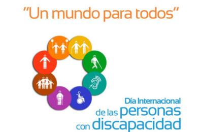 Artículos y Actividades en conmemoración del Dia Internacional de las Personas con Discapacidad